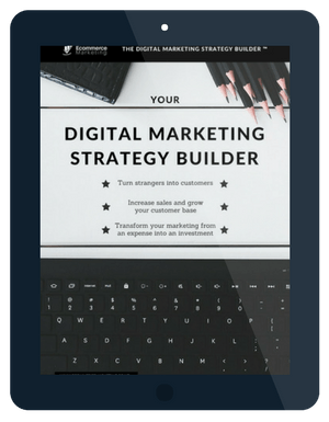free digital marketing strategy builder