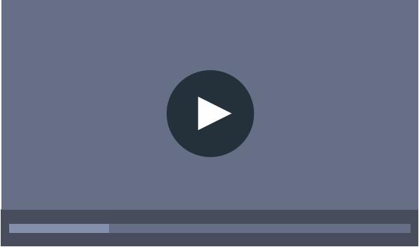blank video image
