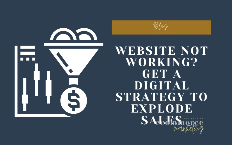 Get a Digital Strategy to explode sales.